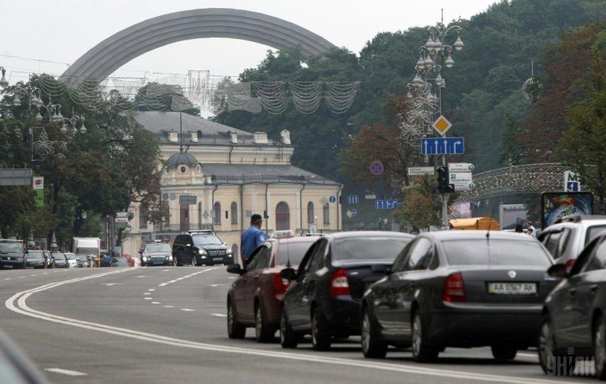 Полиция предупредила об ограничении движения в Киеве из-за инаугурации Зеленского