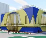 В Днепровском районе начали масштабную реконструкцию физкультурно-оздоровительного центра