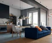 В Киеве построят 3,5 тысячи квартир для участников АТО