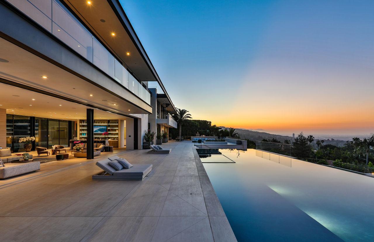 За аренду самого дорогого особняка в США просят  ,5 млн в месяц (Фото)