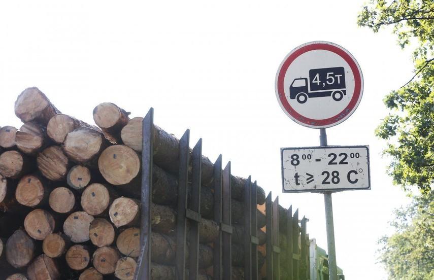 В Украине начали действовать сезонные ограничения движения грузовиков