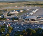 В аэропорту «Борисполь» стоимость парковки уменьшили до 1 гривны в час