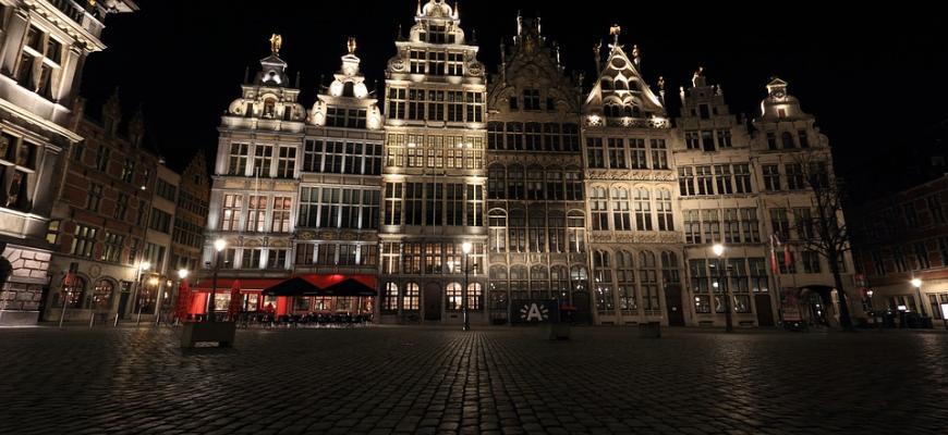 Рынок жилья Антверпена активно развивается