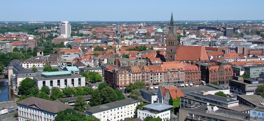 Самые дорогие квадратные метры Германии – в Ганновере