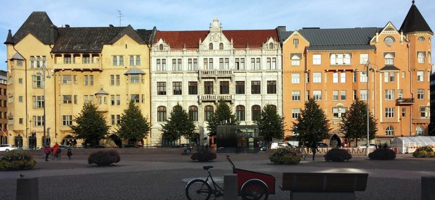 Частные дома в Финляндии дешевеют