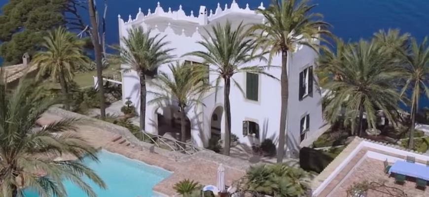 Майкл Дуглас продаёт поместье в Испании