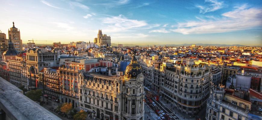 Мадрид – в рейтинге самых привлекательных городов Европы для зарубежных ...