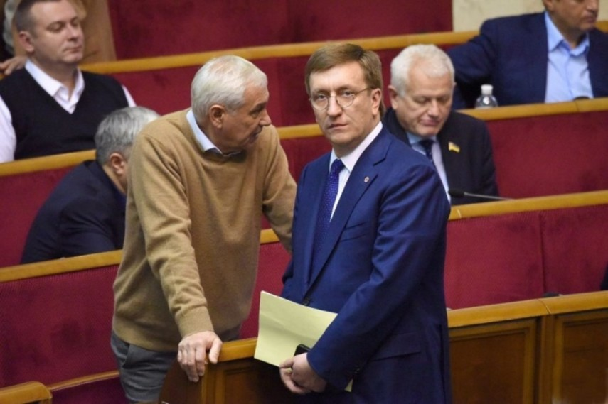 Зеленский назначил руководителем Службы внешней разведки нардепа