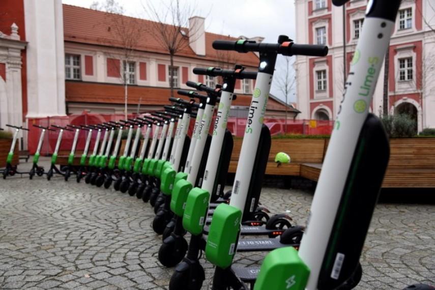 Польша разработала ПДД для электросамокатов