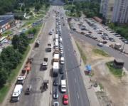 Киевлянам сообщили, как продвигается капремонт проспекта Палладина