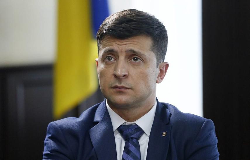 Зеленский уволил замглавы НБУ