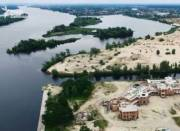 Государству вернули остров в Киевской области