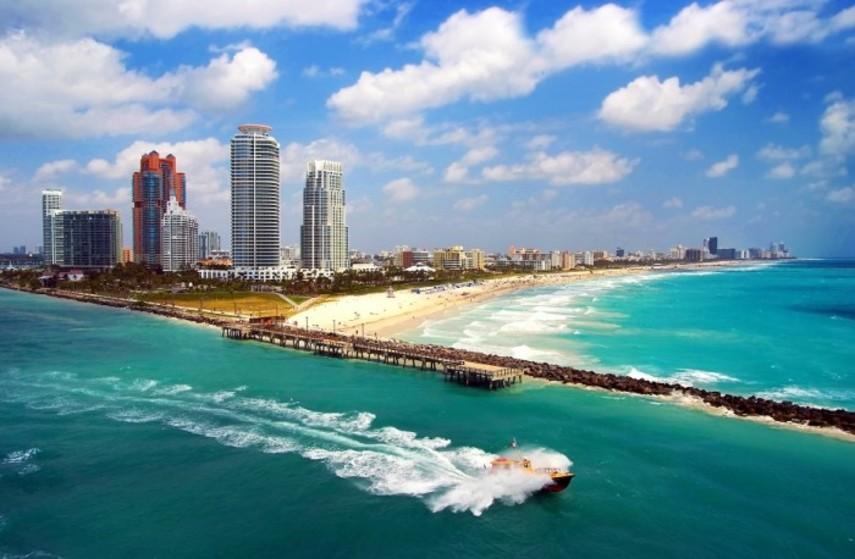 LOT запустил рейсы из Варшавы в Майами, удобные для украинских пассажиров