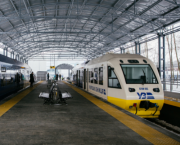 Для Kyiv Boryspil Express начали строить новую платформу