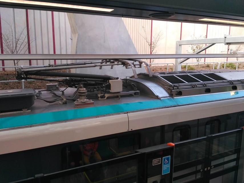 В Австралии запустили первое метро с беспилотными поездами