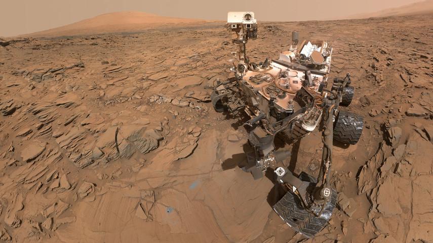 Вода таки была: ученые нашли глину на Марсе