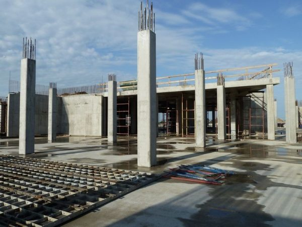 Железобетонные колонны от ООО «Представительство ЖБИ»